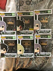Funko Pop!! Seraph Of The End Complete Funko Set Including Exclusives