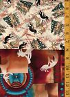 95 Yard Cotton Quilt Fabric Flavors of the Southwest Pottery Native Bundle 1