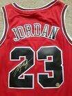Certified Autographed Michael Jordan Chicago Bulls Jersey Plus FREE shipping!!!