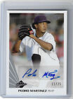Pedro Martinez Cards, Rookie Card and Autographed Memorabilia Guide 17