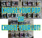 Choose Your Funko POP! or Choose Your Lot! Chase, Rare, Convention, Exclusives!