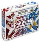 2018 PANINI CONTENDERS DRAFT FOOTBALL HOBBY BOX