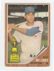 Billy Williams Cards, Rookie Card and Autographed Memorabilia Guide 19