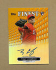 2013 Topps Finest Baseball Rookie Autographs Guide 28