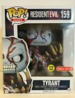 """Funko Pop Resident Evil 6"""" TYRANT Target GID Exclusive Vaulted"""