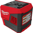 Milwaukee 2846 20 M18 TOP OFF Li Ion 175W Power Supply Inverter Tool Only New