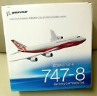 Boeing 747 8 Aircraft Premier Collection Intercontinental 1 400 Scale Die Cast