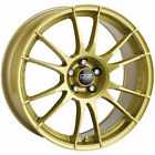 ALLOY WHEEL OZ RACING ULTRALEGGERA FOR SUBARU IMPREZA STI WRX 8x17 5x100 ET 467