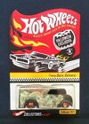 Hot Wheels Scary Dairy Delivery Halloween Exclusive Collector 23  MOMC