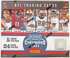 2011 Panini Contenders Football Hobby Box - Look for Watt, Newton, Murray RCs