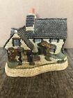 1988 David Winter Cottages Scottish Collection The Gillies's Cottage No Box