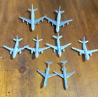 Vintage Panam Diecast Plane Lot Of 8 Boeing 747 Made In Germany