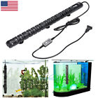 500W Aquarium Heater Anti Explosion Submersible Fish Tank Water Adjustable