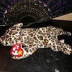 Ty Beanie Babies - Freckles the Leopard- MWMT - 1996 - 8.5 Inches