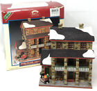 Lemax 1999 PENNSYLVANIA FARM HOUSE Jukebox Junction Lighted Christmas Village