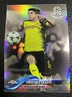 2017-18 Topps Chrome Champions League Variations Guide 15