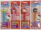 PEZ * Hello Kitty * Hello Kitty/Badtz Maru/Keroppi/My Melody * MOC * 2005/2014