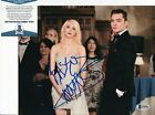 TAYLOR MOMSEN signed (GOSSIP GIRL) Jenny Humphrey 8X10 photo BECKETT BAS Y04104