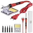 2 In 1 750w Soldering Station Lcd Display Welding Rework Station For Cellphone