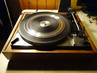 Vintage Dual 1219 Turntable Record Player Tested Works Great Condition