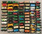 Job Lot Of 80 Approx Matchbox Diecast Locomotives Rolling Stock  Ford Cars