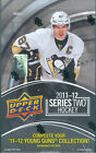 2011-12 Upper Deck Series 2 Hockey Hobby Box