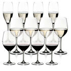 New Riedel Ouverture Wine Glass Set 12 Red White Champagne