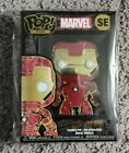NYCC Funko POP PIN MARVEL IRON MAN SE loungefly exclusive limited to 325 peices.