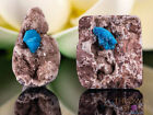 CAVANSITE Crystal Cabochon Raw Crystals and Stones Jewelry Making E1669