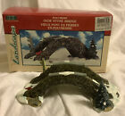 Lemax Village Collection 2000 Olde Stone Bridge 3328A with Foam Packaging & Box.