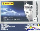 2008 09 Panini Champions League Stickers HUGE 50 Pack Sealed Box-250 Stickers!