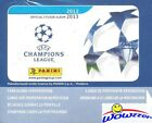 2012 13 Panini Champions League Stickers HUGE 50 Pack Sealed Box-250 Stickers!