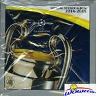 2014 15 Panini Champions League Stickers HUGE 50 Pack Sealed Box-250 Stickers!