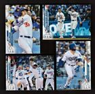 2020 Topps Now Los Angeles Dodgers World Series Champions Cards and Collaborations Guide 11