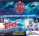 2015 Topps Football HUGE Factory Sealed 16 Pack Retail Box-192 Cards! Rookies !