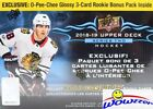 2018 19 Upper Deck Series 2 Hockey EXCLUSIVE Factory Sealed MEGA BOX-OPC GLOSSY!