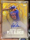 2020 Topps X Pete Alonso Baseball Cards 31