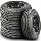 4 New Michelin Defender LTX M S LT 265 60R20 Load E 10 Ply Light Truck Tires