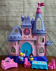 Little People Disney Princess Song Palace Castle Fisher Price Figures  More
