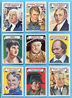 1967 Topps Who Am I? Trading Cards 8
