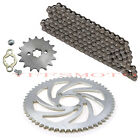 428 Chain 140 Link Front Rear Sprocket for Dirt Bike 50cc 150cc SSR Taotao ATV