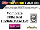 2020 Topps Opening Day Baseball Variations Guide - Canadian Exclusives 90