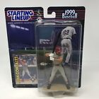Starting Lineup SLU 1999 Baseball Juan Gonzalez Texas Rangers Sports Figure