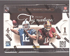 2012 PRIME SIGNATURES FOOTBALL HOBBY BOX (POSSIBLE RUSSELL WILSON AUTO ROOKIE?)