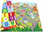 Baby Care Play Mat Playful Collection Zoo Town Open Box