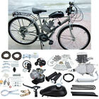 50cc Bike 2 Stroke Gas Engine Motor Kit DIY For Motorized Bicycle Cycle Silver