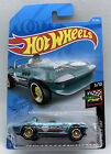 Hot Wheels 2021 Super Treasure Hunt Corvette Roadster B Case Ships From CA
