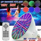 Color Changing Swimming Pool Lights Bulb LED Light 12V 35W For Pentair Hayward
