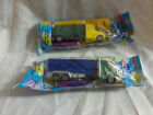 Pez Lot 2 Truck with V-Grill Yellow / Green & Series E Tanker Green / Blue NIP