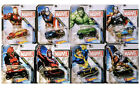 NEW Complete set of 8 Hot Wheels MARVEL Character Cars Mattel Sealed Wow Nice